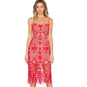 BCBGMAXAZRIA Alese Dress - Worn Once